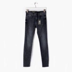 nwt   all saints eve mid rise skinny jeans